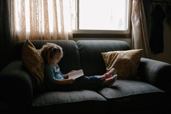 Développez le goût de la lecture chez vos enfants