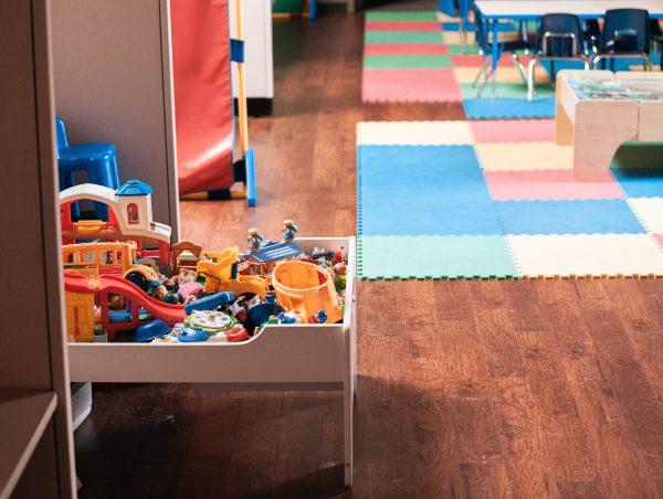 Astuces pour une chambre de bambin bien rangée