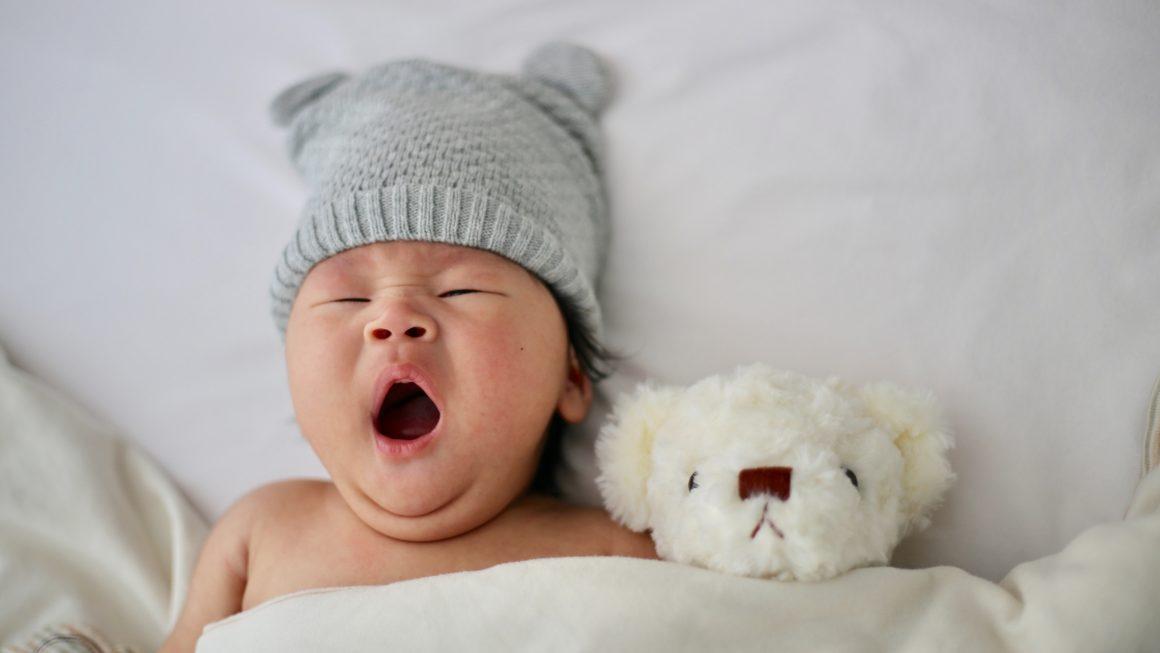 Bébé hiver