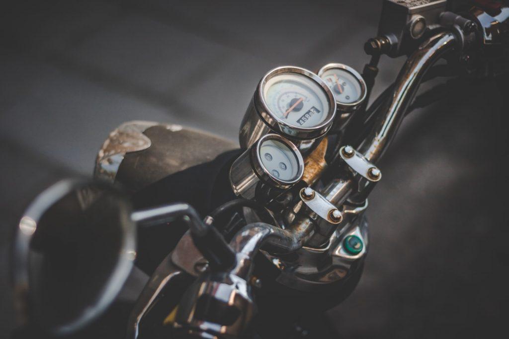 moto compteur